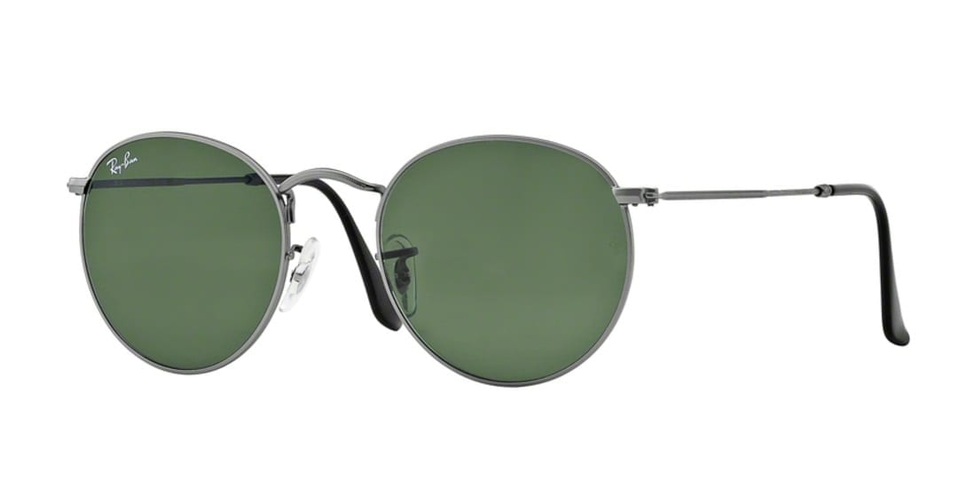 RAYBAN - 0RB3447 ROUND METAL