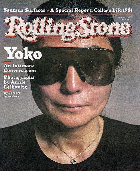 Yoko Ono - Rolling Stone - 8479