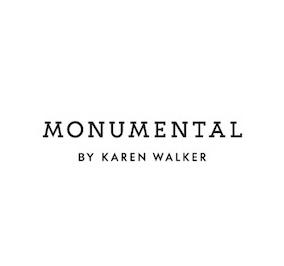 KAREN WALKER MONUMENTAL